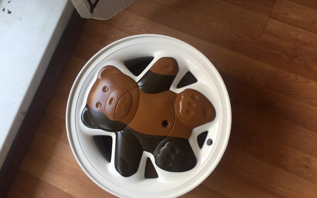 Ronal teddy – un altfel de jante